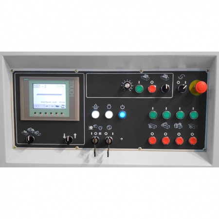 Moulder Control Systems